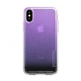 Tech21 Pure Shimmer iPhone X / XS roze