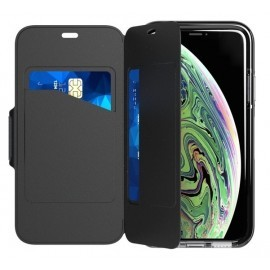 Tech21 Evo Wallet iPhone X / XS zwart