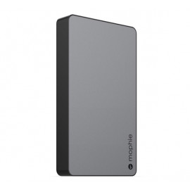 Mophie Universal quick charge external battery 6000mAh grijs