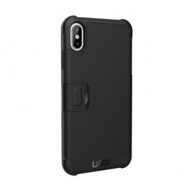UAG Hard Case Metropolis iPhone XS Max zwart