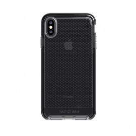 Tech21 Evo Check Apple iPhone XS Max transparant zwart