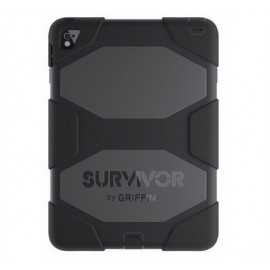 Griffin Survivor Case iPad Air 2 / iPad Pro 9.7 zwart