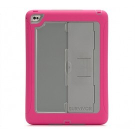 Griffin Survivor Slim case iPad Air 2 roze