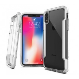 X-Doria Defense Clear cover iPhone XR Transparant