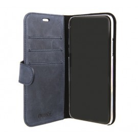 Valenta Booklet Classic Luxe iPhone XS Max Vintage Blauw