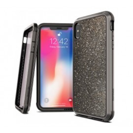X-Doria Defense Lux cover iPhone XS Max glitter