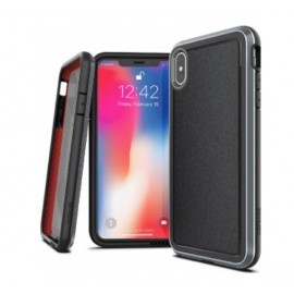 X-Doria Defense Ultra cover iPhone XS Max zwart