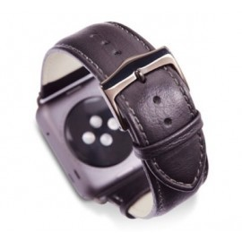 dbramante1928 Copenhagen Watch Strap 38mm Black / Space Grey