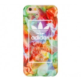 Adidas Female iPhone 6 / 6S Hardcase Floral Fantasy