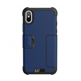 UAG Metropolis case iPhone X / XS blauw
