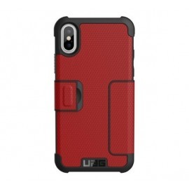 UAG Metropolis case iPhone X / XS rood