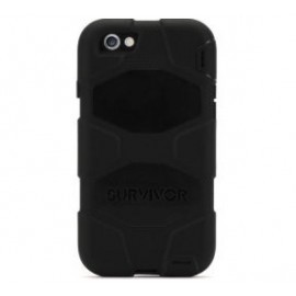 Griffin Survivor All-Terrain hardcase iPhone 6(S) zwart
