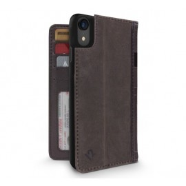 Twelve South BookBook iPhone XR bruin