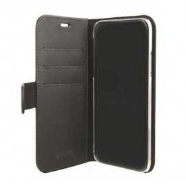 Valenta Booklet Classic Luxe iPhone X / XS zwart