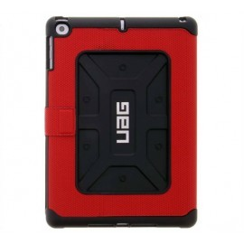 Urban Armor Gear Metropolis case iPad Air 1 / 2017 rood