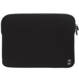 MW Sleeve MacBook Air 13' Late 2016 zwart/wit