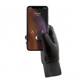Mujjo Touchscreen Gloves (L) zwart