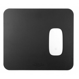 Nomad Mousepad Leather grijs