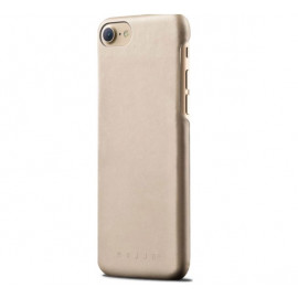 Mujjo Leather Case iPhone 7 / 8 / SE 2020 champagne