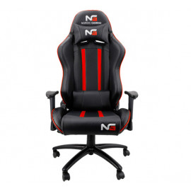 Nordic Gaming Carbon Gaming Chair Rood