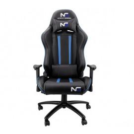 Nordic Gaming Carbon Gaming Chair Blauw