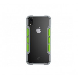 Element Case Rally iPhone X / XS lichtgrijs / groen