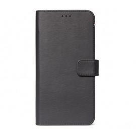 Decoded Leren Wallet Case iPhone 11 Pro zwart