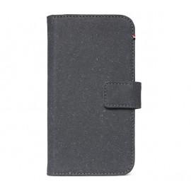 Decoded Leren Wallet Case iPhone 11 Pro antraciet