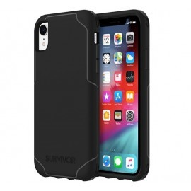 Griffin Survivor Strong iPhone XR zwart