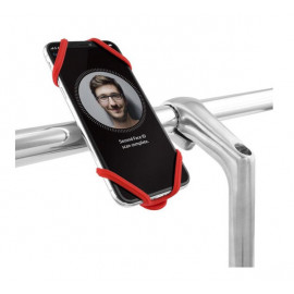 Bone Bike Tie 2 Universele Fietshouder rood