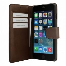 Bugatti Book case Milano wallet leer iPhone 6(S)