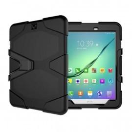 C&S Survivor Hardcase Galaxy Tab A 10.1 2016 zwart