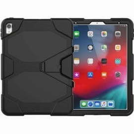 C&S Survivor Hardcase iPad Air 1 zwart