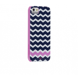 Case-Mate Barey There Ziggy Zag iPhone 5(S)/SE paars