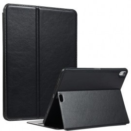 Casecentive Folio Leather Wallet case iPad Pro 11 inch zwart