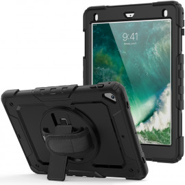 Casecentive Handstrap Pro Hardcase met handvat iPad 11 inch zwart