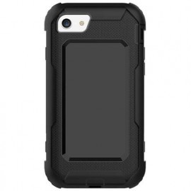 Casecentive Ultimate Hardcase iPhone 6(S) / 7 / 8 zwart