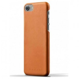 Mujjo Leather Case iPhone 7 / 8 / SE 2020 bruin