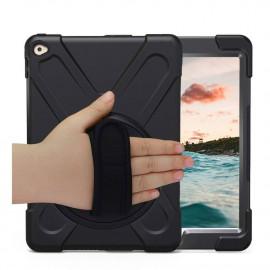 Casecentive Handstrap Hardcase met handvat iPad Pro 11 inch zwart
