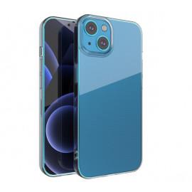 Casecentive Silicone case iPhone 13 transparant