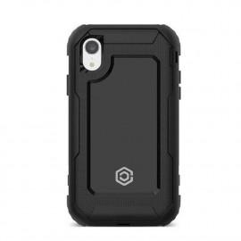 Casecentive Ultimate Hardcase iPhone XR zwart