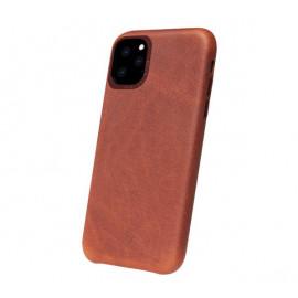 Decoded Leren case iPhone 11 Pro bruin