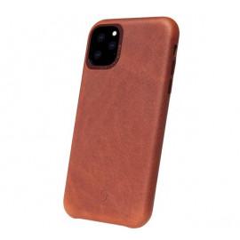 Decoded Leren case iPhone 11 Pro Max bruin