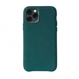 Decoded Leren case iPhone 11 Pro Max groen
