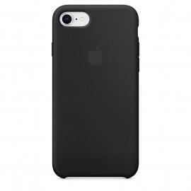 Apple Siliconen hoes iPhone 7 / 8 zwart