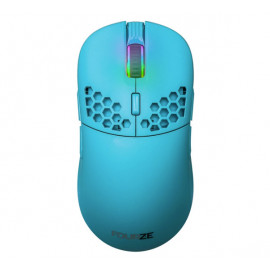 Fourze GM900 wireless gaming mouse turquoise