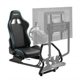 Fourze Simulator Racing seat / Racestoel