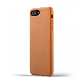 Mujjo Leather Case for iPhone 7 / 8 Plus bruin