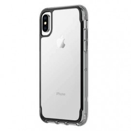 Griffin Survivor Clear Case iPhone X / XS clear/black