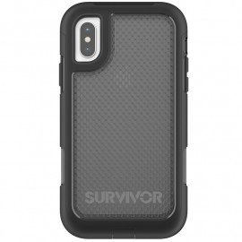 Griffin Survivor Extreme iPhone X / XS zwart/grijs